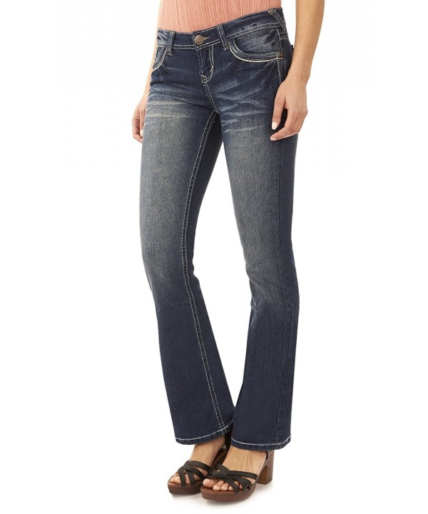 WallFlower Juniors Classic Legendary Jeans