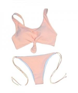 00fd3d23f Imysty Womens Swimsuits Drawstring Bathing; 2018 New Women's Bikini Sets  Online Sale