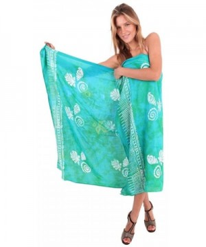 Leela Rayon Hawaiian Cotton Front