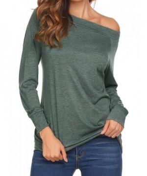 Teewanna Sleeves Shoulder Blouse T Shirts