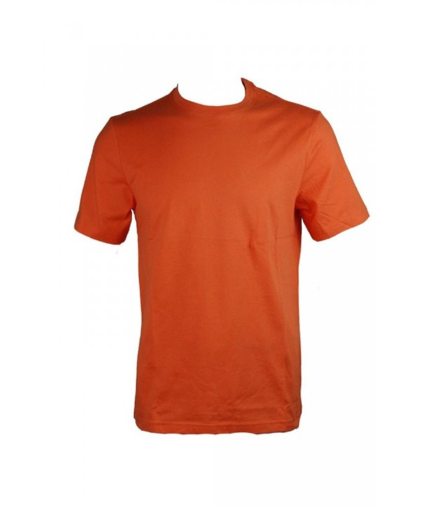 Club Room Ribbed Casual Orange
