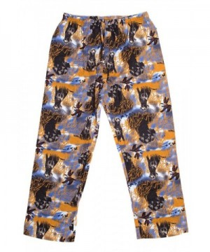 North 15 Flannel Hunting Pants 1223 Print1 Lg