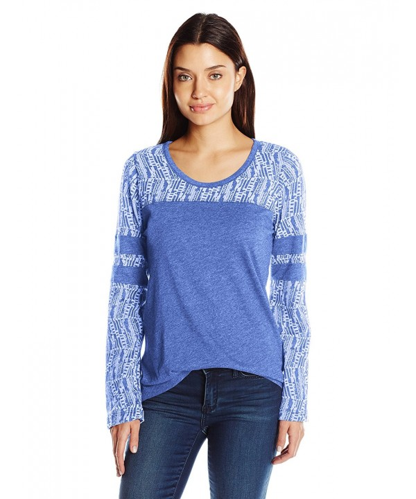 prAna Womens Sleeve X Small Bluebell