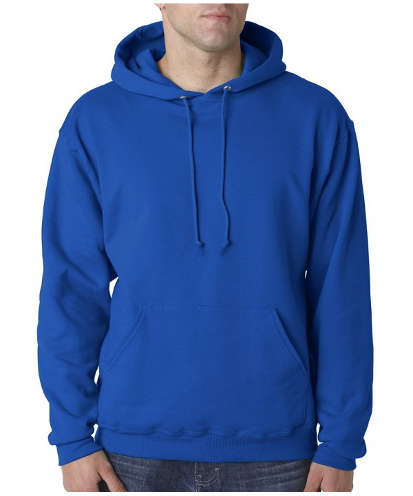 Jerzees NuBlend Pullover Hood Royal