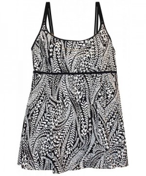 Heat Womens Swimdress Swimsuit Scoop