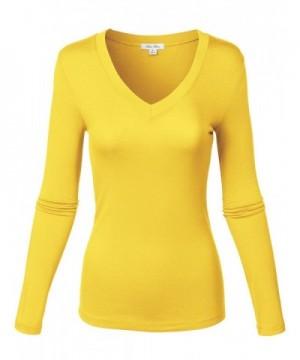 Lightweight Classic Shirt 143 yellow Small
