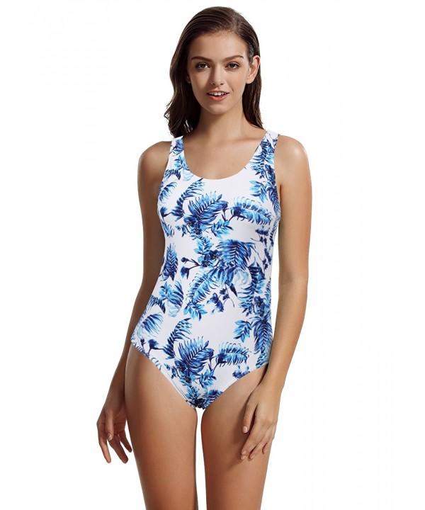 1752d4f41f Women's Sport Racerback One Piece Swimsuit Swimwear - Greece Vibes -  CO12NZ4BCAH