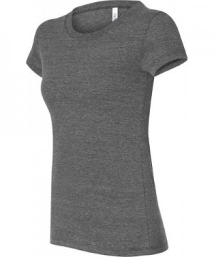 Bella Cameron Tri Blend Crewneck T Shirt