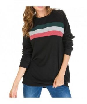 Primoda Womens Cotton Knitted Sweatshirt
