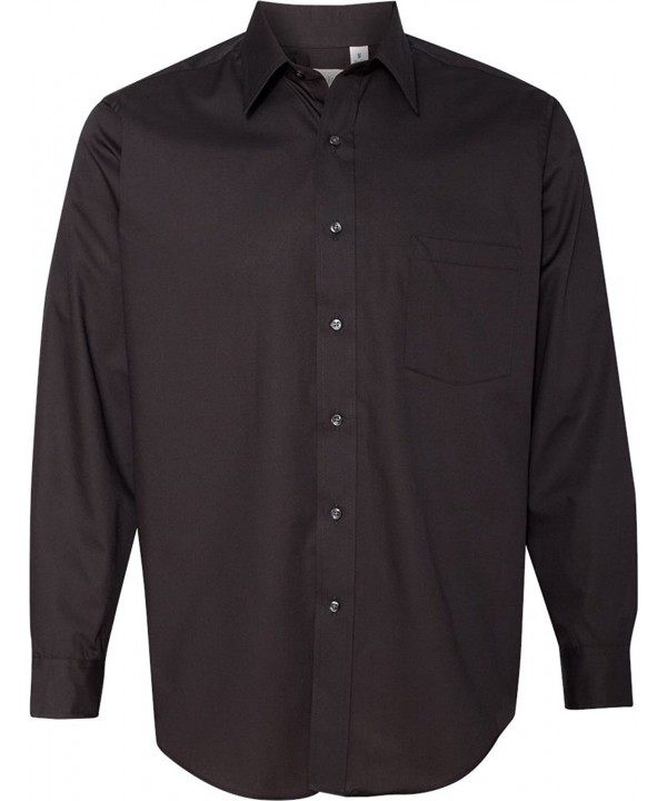 Van Heusen V0214 Long Sleeve Cotton Rich