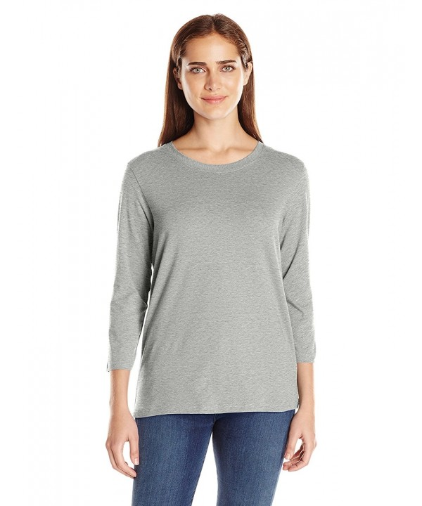 Fresh Womens Scoop Satin Heather