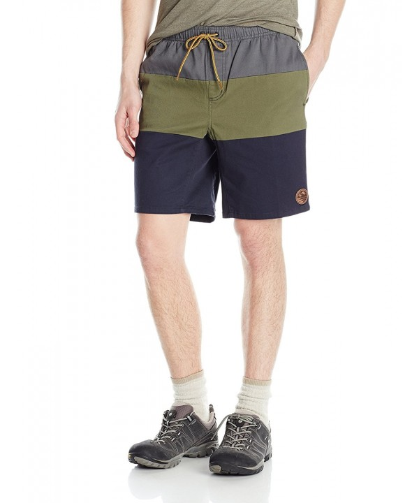 HippyTree Mens Sloper Shorts Medium