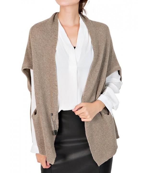 Li Zi Batwing Cardigan Sweaters