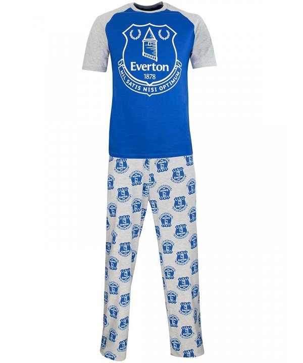 Everton FC Mens Pajamas XL