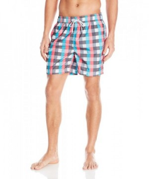 Kanu Surf Byron Plaid Trunks