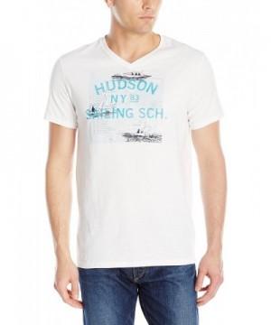 Nautica Hudson Sailing Graphic T Shirt