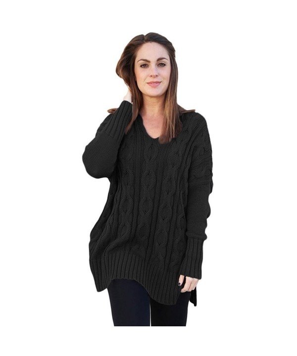 Newbestyle Women Casual Loose Sweater