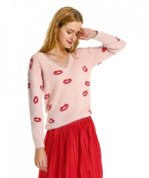 ZAN STYLE Sweater Sleeve Knitted Pullover