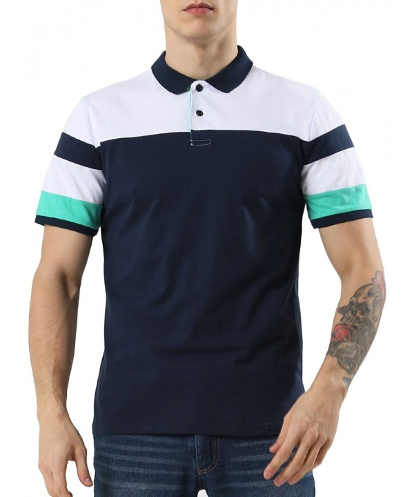 Allegra Colorblock Striped Regular Sleeve