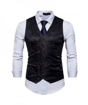 Zalaor Business Waistcoat Wedding Dress