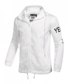 Yealsha Letter Lightweight Windproof Protection