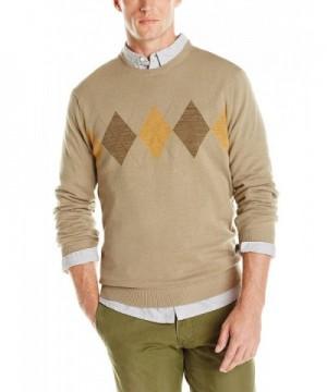 Van Heusen Argyle Sweater X Large