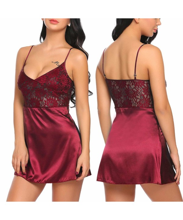 Skylin Babydoll Lingerie Nightwear Nightdress