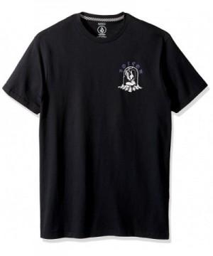 Volcom Stone Short Sleeve Black