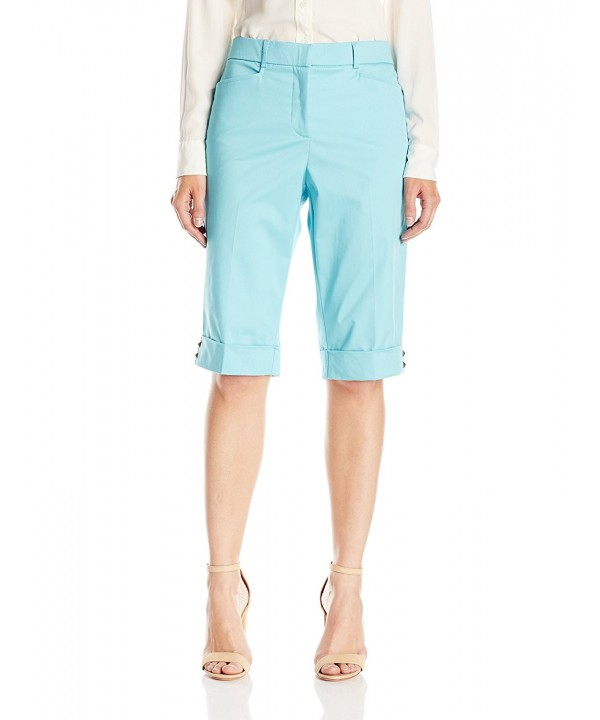 Briggs Womens Polished Skimmer Bermuda