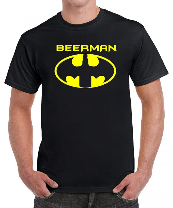 Beerman Batman Parody Drinking T Shirt