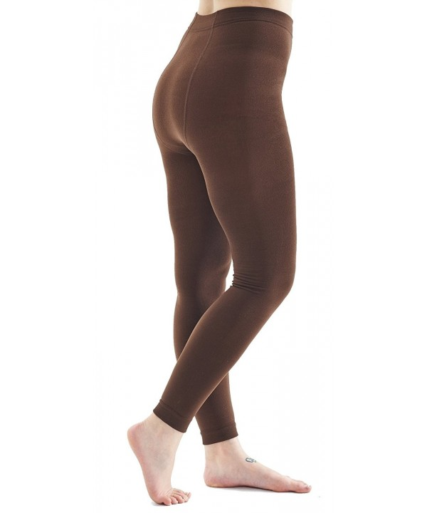 Womens Plush Fleece Leggings 90 150lbs