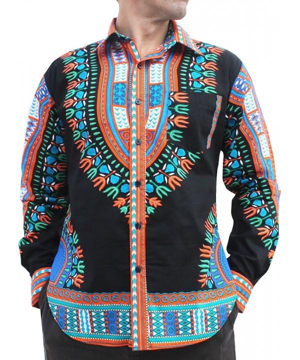 RaanPahMuang Africa Dashiki Boubou Fashion