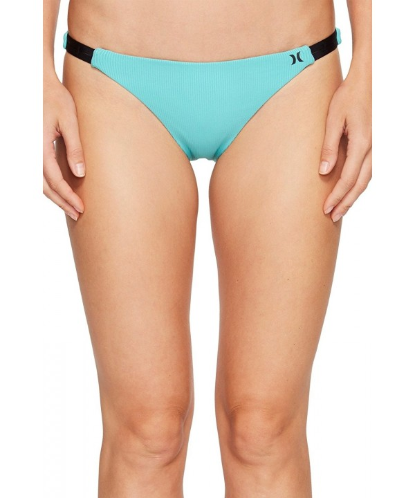 Hurley Womens Cheeky Swimsuit Bottoms