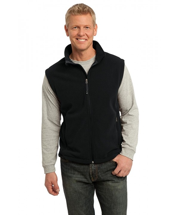 Port Authority Value Fleece Black
