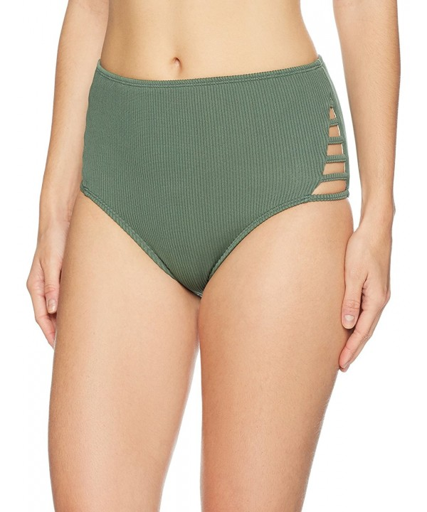 Mae Womens Swimwear Strappy Cheeky