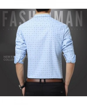Designer Men's Casual Button-Down Shirts Wholesale