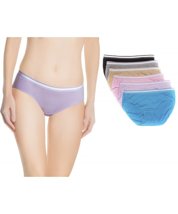 Nabtos Underwear Hipsters Panties Briefs