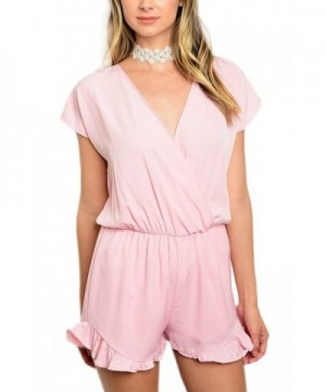 Limit 33 Juniors Jumpsuit Bubblegum