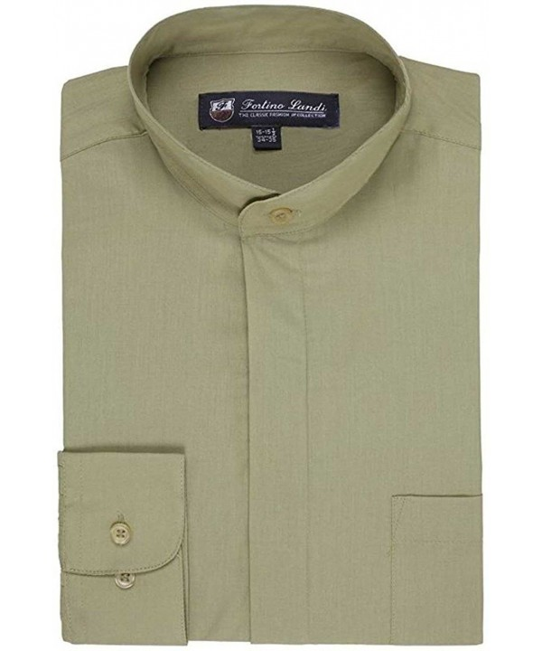 Fortino Cotton Banded SG15 Olive 15 15 2 34 35