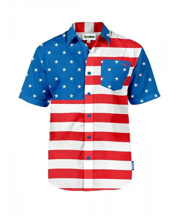 Tipsy Elves American Hawaiian Shirt