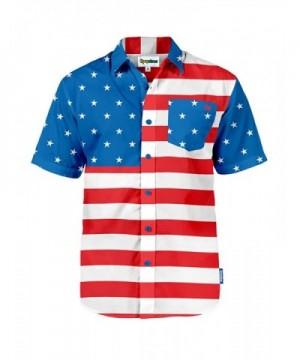 Tipsy Elves American Hawaiian Shirt