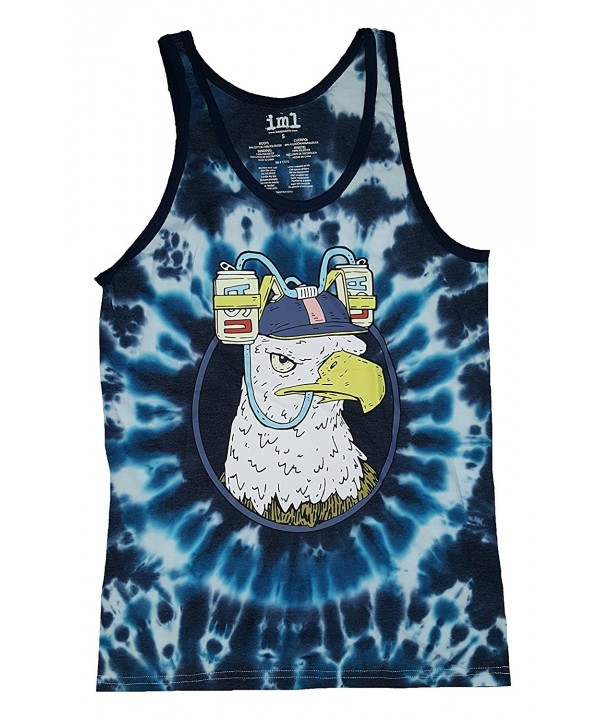 Eagle Beer Hat Graphic Tank