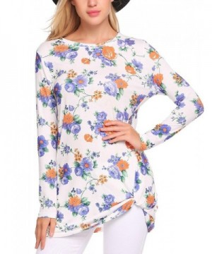 ELESOL Sleeve Casual Blouse T Shirt