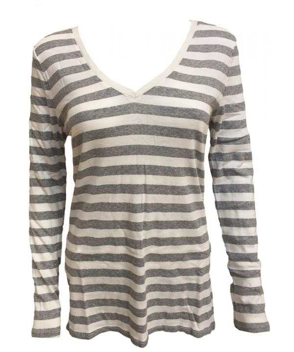 Merona Womens Ultimate Sleeve Stripe