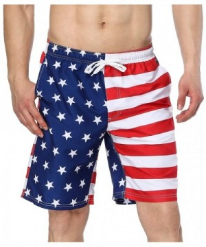 ATTRACO Water Trunks American Bottom