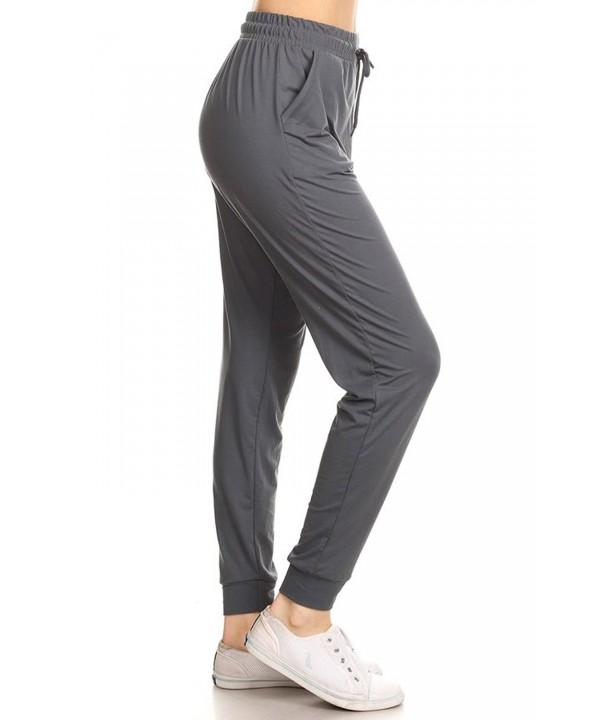 Leggings Depot Premium Popular Charcoal