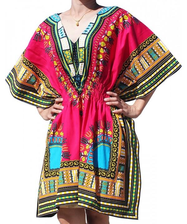 RaanPahMuang Dashiki Elastic V Collar Variety