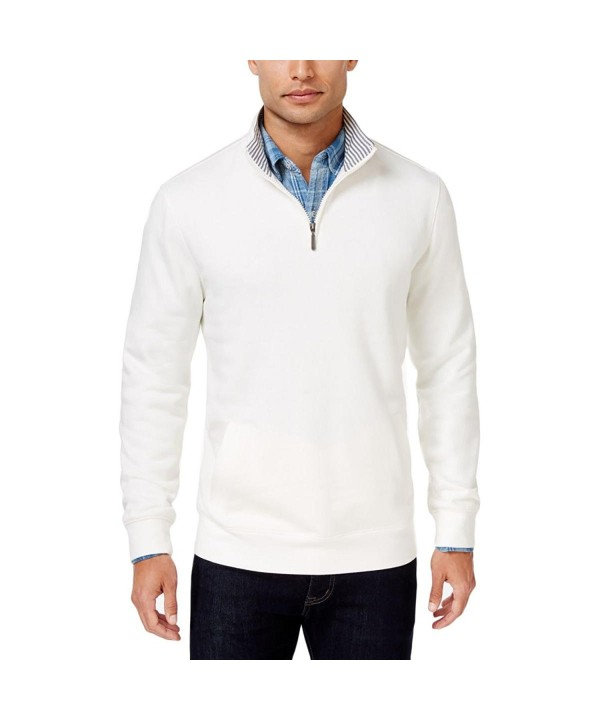 Club Room Cotton Pullover Sweater