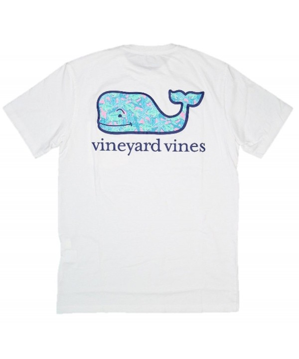 Vineyard Vines Graphic T Shirt Starfish