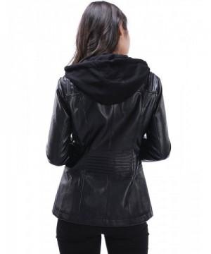 Cheap Women's Leather Coats Wholesale